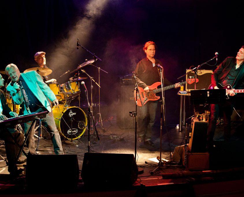 Burnin Red Ivanhoe live. Foto: Mette Kramer Kristensen, 2013