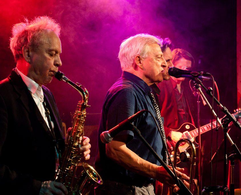 Burnin Red Ivanhoe live. Foto: Mette Kramer Kristensen, 2014