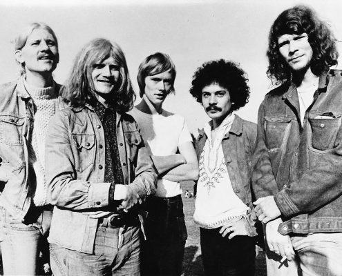 Secret Oyster 1973